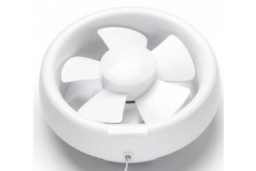 Bathroom Exhaust Fan with LED Light