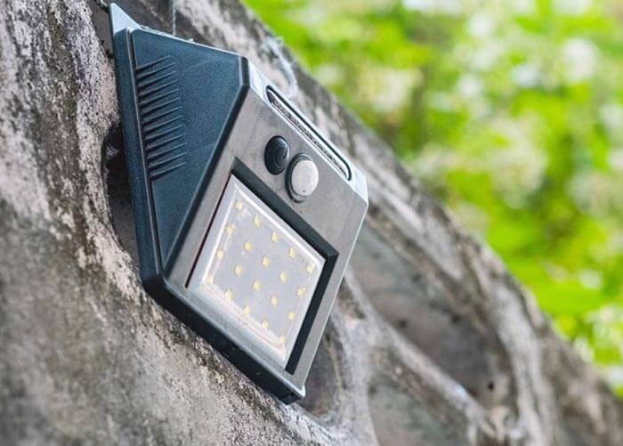 best outdoor led motion sensor lights