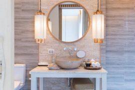 Types of Bathroom Lighting