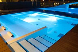 Types of Pool Lights